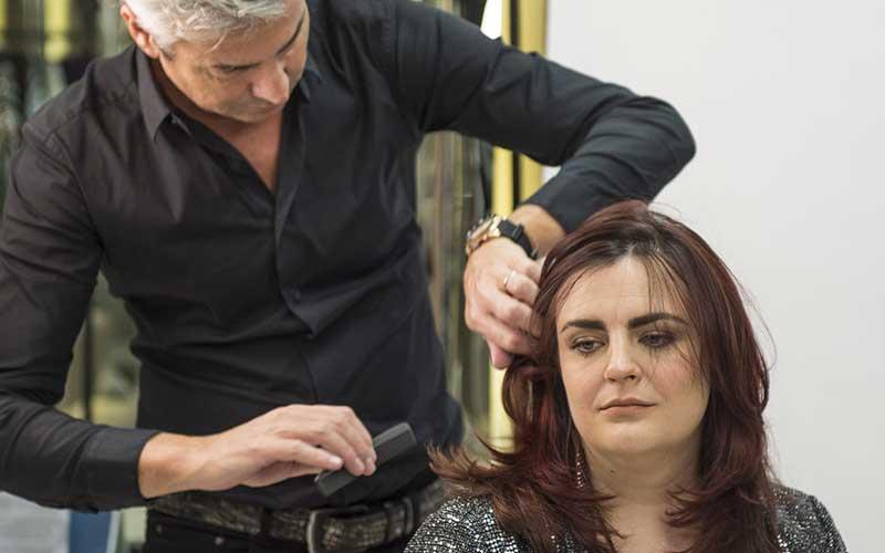 Learn: Richard's Face Shape Hair Guide